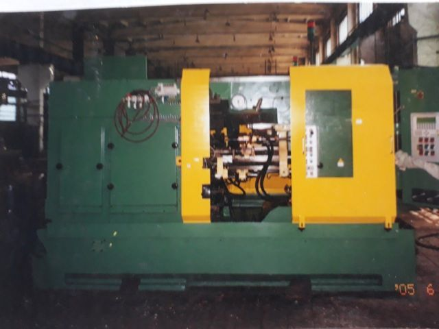Multi Spindle Automatic Lathe VERCON 1B265-6 1991