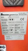 Prasa krawędziowa hydrauliczna CNC AMADA HFB 125/4 1998-Zdjęcie 7