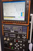CNC Vertical Machining Center MAZAK Variaxis 500 5x-II 2007-Photo 3