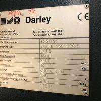 CNC στραντζόπρεσσας DARLEY Delem DA65 2000-Φωτογραφία 2
