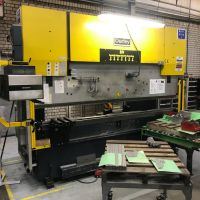 CNC Hydraulic Press Brake DARLEY Delem DA65