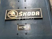 Горизонтальный многоцелевой станок с ЧПУ (CNC) ŠKODA HCW 3-225NC