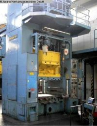 H Frame Hydraulic Press WEINGARTEN DQ 400.21.25