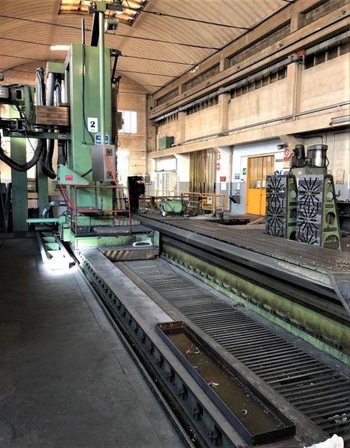 Portal Milling Machine MAUT ALN 30 1998