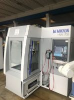 Turning and Milling Center MIKRON HSM 700