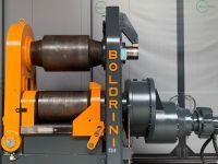 3 Roll Plate Bending Machine BOLDRINI PIR / Y 600 x 100 1980-Photo 2