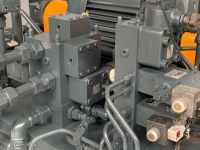 3 Roll Plate Bending Machine BOLDRINI PIR / Y 600 x 100 1980-Photo 3