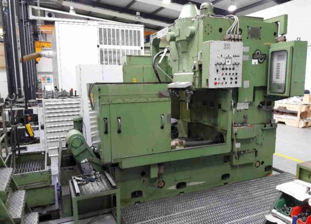 Gear Shaping Machine LORENZ LS630 1981