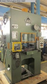 H Frame Hydraulic Press EXNER EX 40 S