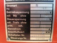 Dobladora de lamina FASTI 2095-16-3 1994-Foto 5