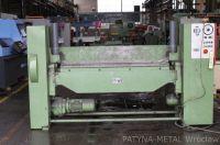 Skladací stroj na plechu FASTI 2095-16-3