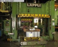H Frame Hydraulic Press LAEPPLE SE 500