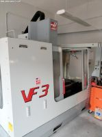 CNC Vertical Machining Center HAAS VF3 HE 2001-Photo 2