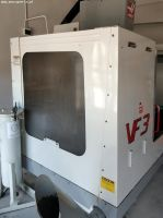 CNC Vertical Machining Center HAAS VF3 HE 2001-Photo 6