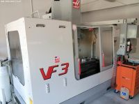 CNC Vertical Machining Center HAAS VF3 HE