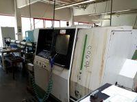 Tour automatique CNC TRAUB TND 200
