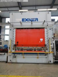 H Frame Hydraulic Press EXNER EXSBR 300