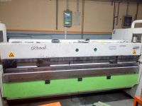 Schwenkbiegemaschine CNC GOTENEDS CIDAN FUTURA 25 2,5X2600 2014-Bild 5