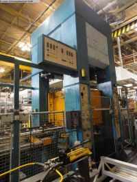 H Frame Hydraulic Press MUELLER ZE 500 - 12/12.2.1