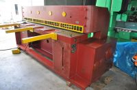 Mechanical Guillotine Shear WFO NG 5/2500 1971-Photo 4