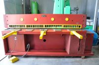 Mechanical Guillotine Shear WFO NG 5/2500