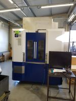 CNC Vertical Machining Center TOPPER QVM 610AII 2014-Photo 3