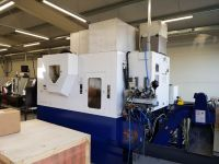 CNC de prelucrare vertical TOPPER QVM 610AII 2014-Fotografie 5