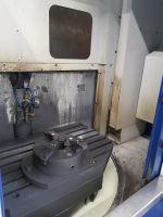 CNC Vertical Machining Center TOPPER QVM 610AII 2014-Photo 6