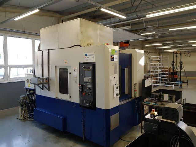 CNC Vertical Machining Center TOPPER QVM 610AII 2014