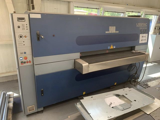 Straightening Machine Lissmac SMB-M1500 2012