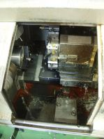 CNC Plandrehmaschine MAZAK Quick Turn 8N mit Maza Flex 15 1990-Bild 2