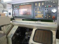 CNC Plandrehmaschine MAZAK Quick Turn 8N mit Maza Flex 15 1990-Bild 3