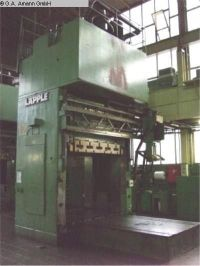 H Frame Hydraulic Press LAEPPLE ZEH 500
