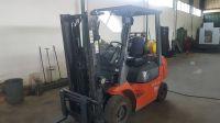 Front Forklift TOYOTA SAS20 Duplex