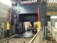 Fresadora de pórtico COLGAR 5 asse