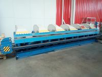 NC Folding Machine Unicorn-ESK s.r.o. HSBM 6000/1,25 2000-Photo 3