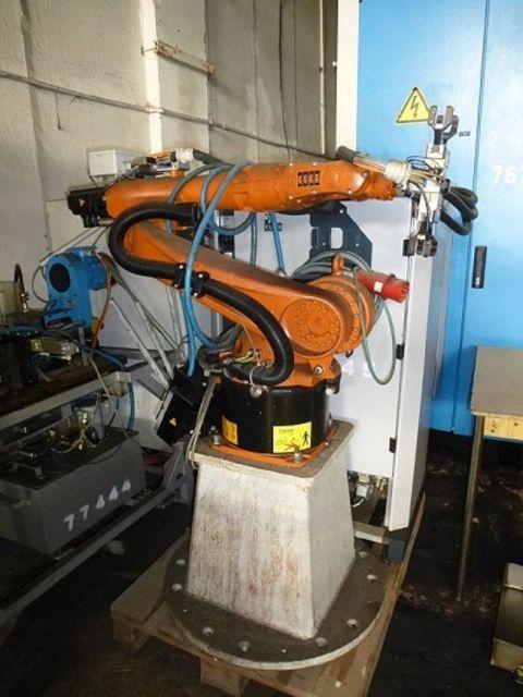Robot KUKA KR5sixx R850 2008