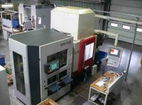 Turning and Milling Center  RotaSwing 505 S