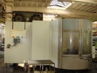 CNC Horizontal Machining Center DECKEL MAHO DMC 80 H 2000-Photo 3