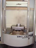 CNC Horizontal Machining Center DECKEL MAHO DMC 80 H 2000-Photo 9