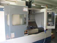 CNC vertikal fleroperationsmaskin MORI SEIKI MV 50