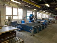 2D Plasma cutter MGM Cortina DS 2600