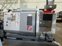 Turning and Milling Center HAAS SL-20T