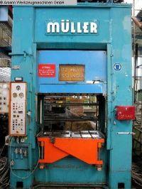 Prasa hydrauliczna bramowa MUELLER KEZ 315-16/6.5.1
