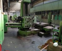 Horizontal Boring Machine TOS W 100