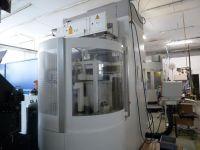 Вертикальный многоцелевой станок с ЧПУ (CNC) MIKRON HSM 600 U LP 2014-Фото 2