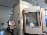 CNC Vertical Machining Center MIKRON HSM 600 U LP