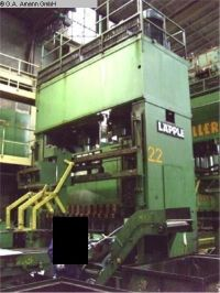 H Frame Hydraulic Press LAEPPLE ZEH 750 S