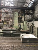 Horizontal Boring Machine TOS WHN 13.4 B