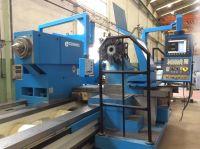 Tokarka CNC GEMINIS GORATU GHT 11. G4 2200X8000 2010-Zdjęcie 5